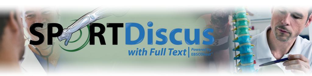 SportDiscus Full Text